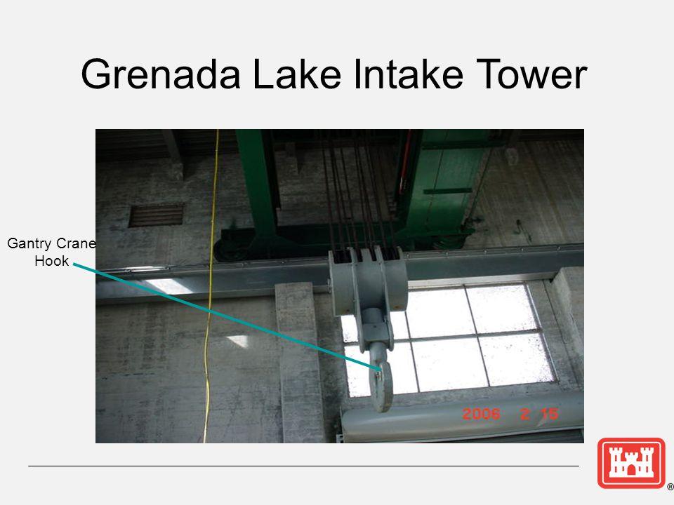 Grenada Lake Intake Tower