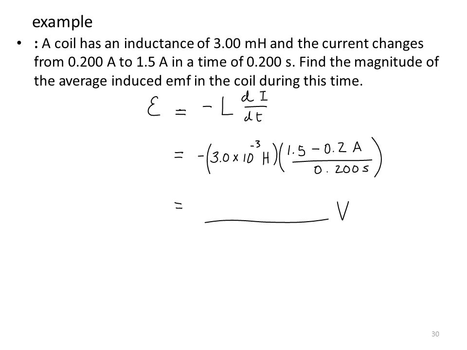 Physics C 4/12/2017. example.