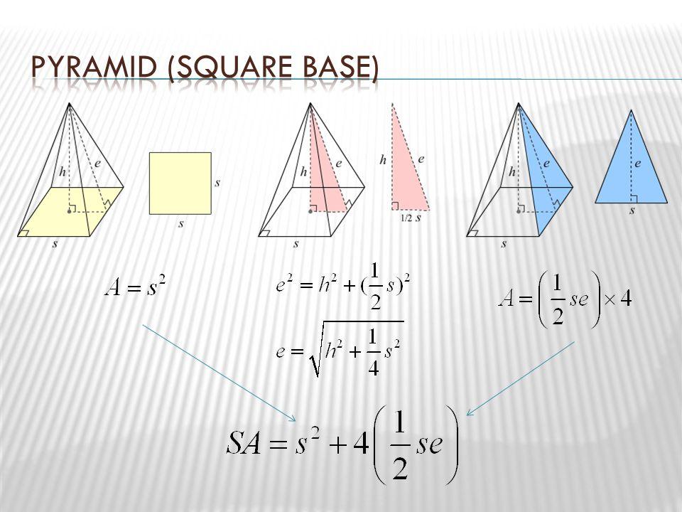 Pyramid (Square Base)