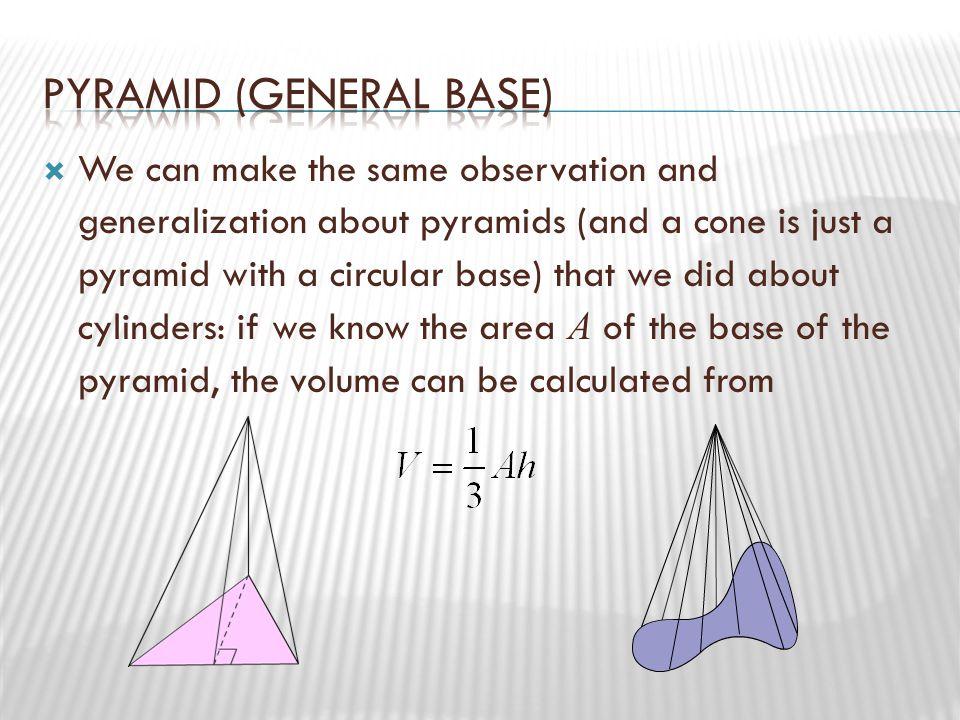 Pyramid (General Base)