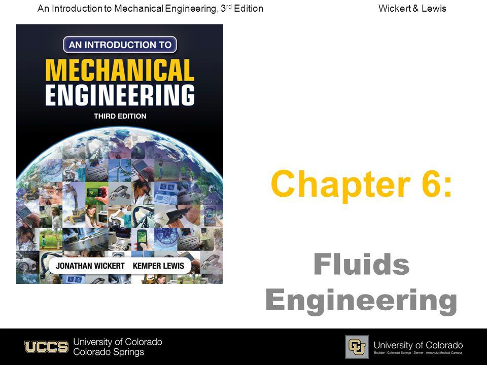 Chapter 6: Fluids Engineering