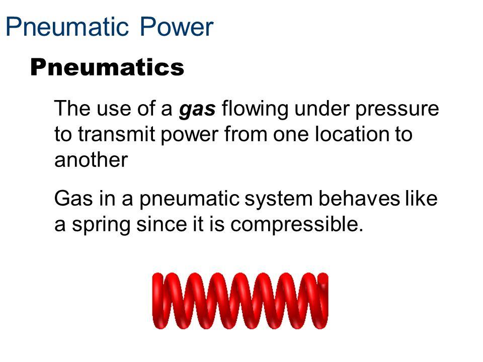 Pneumatic Power Pneumatics