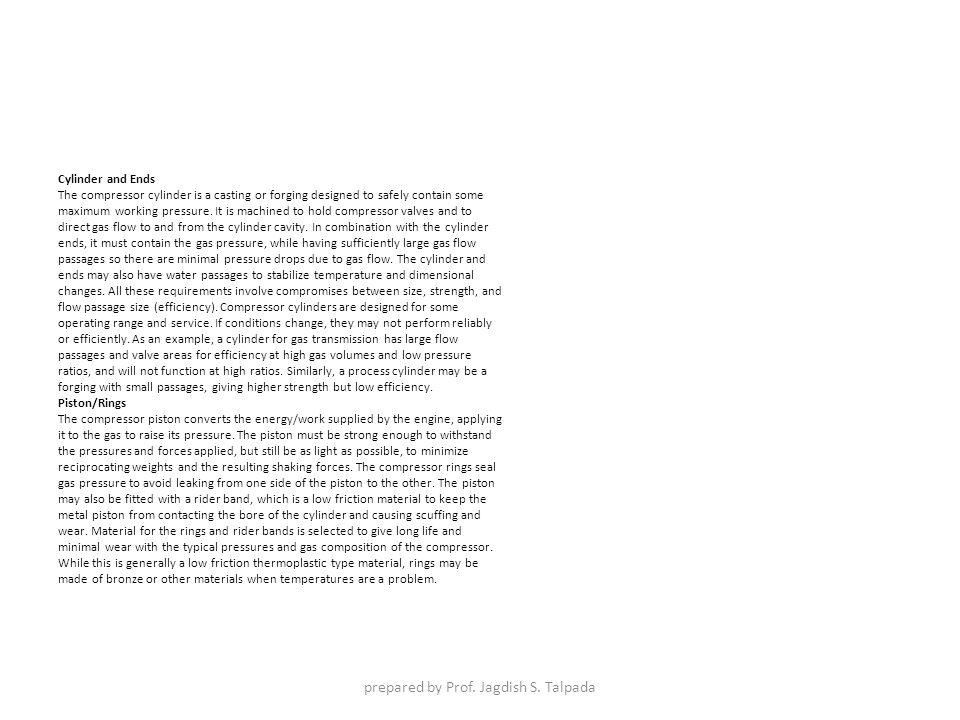 prepared by Prof. Jagdish S. Talpada