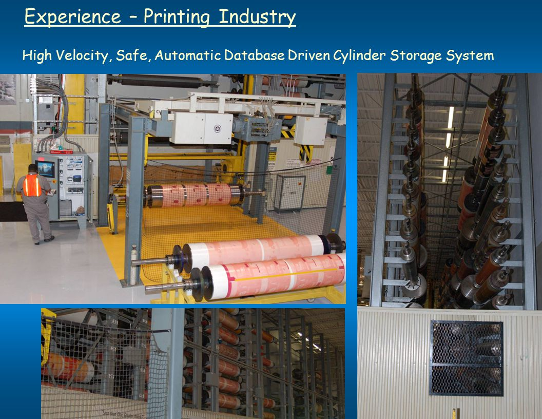 Experience – Printing Industry