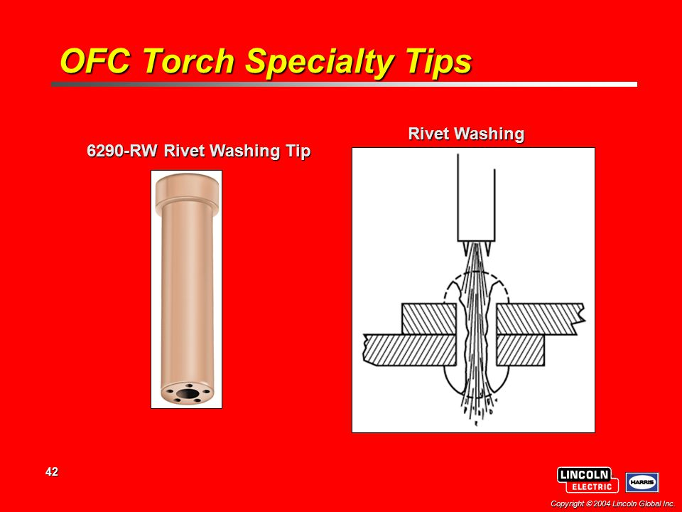 OFC Torch Specialty Tips