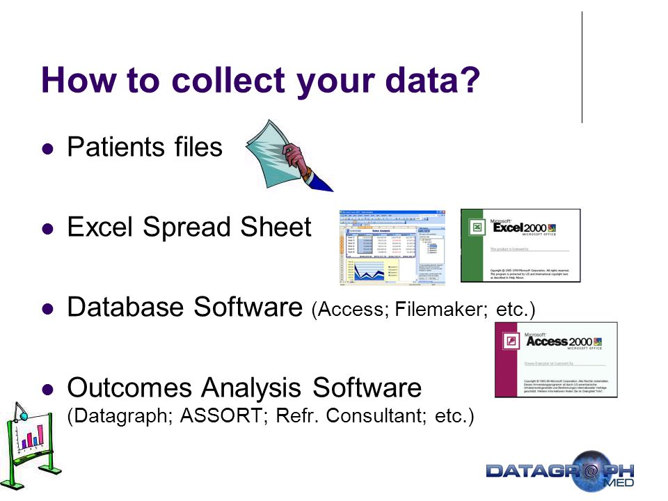 How to collect your data