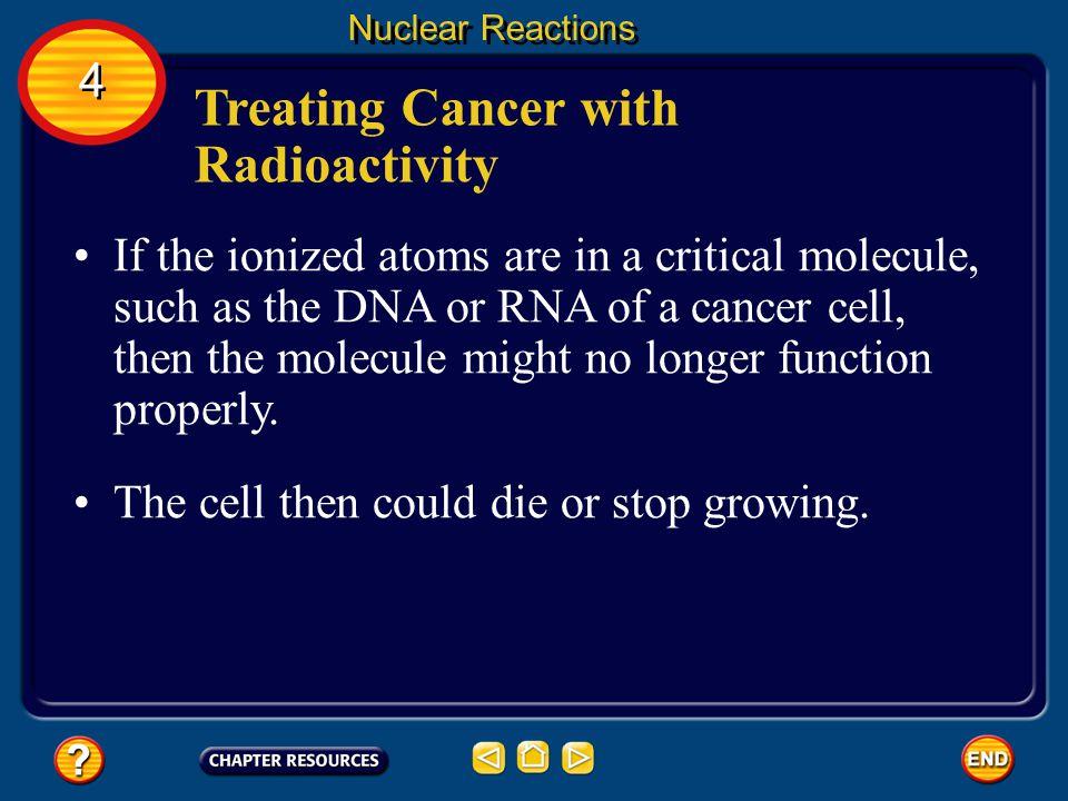 Treating Cancer with Radioactivity