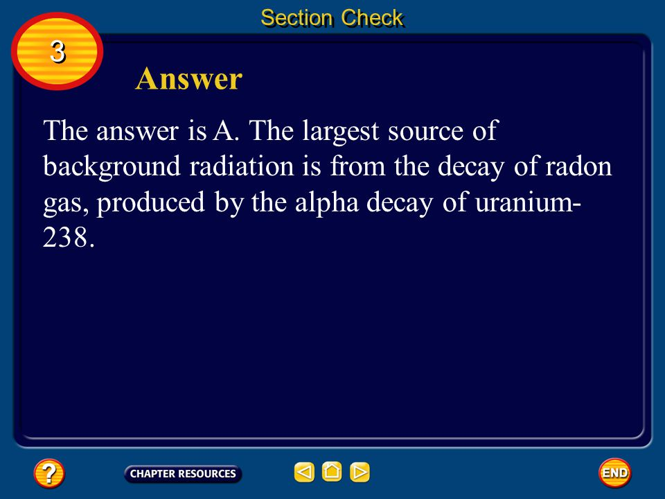 Section Check 3. Answer.