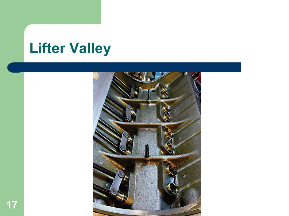 Lifter Valley