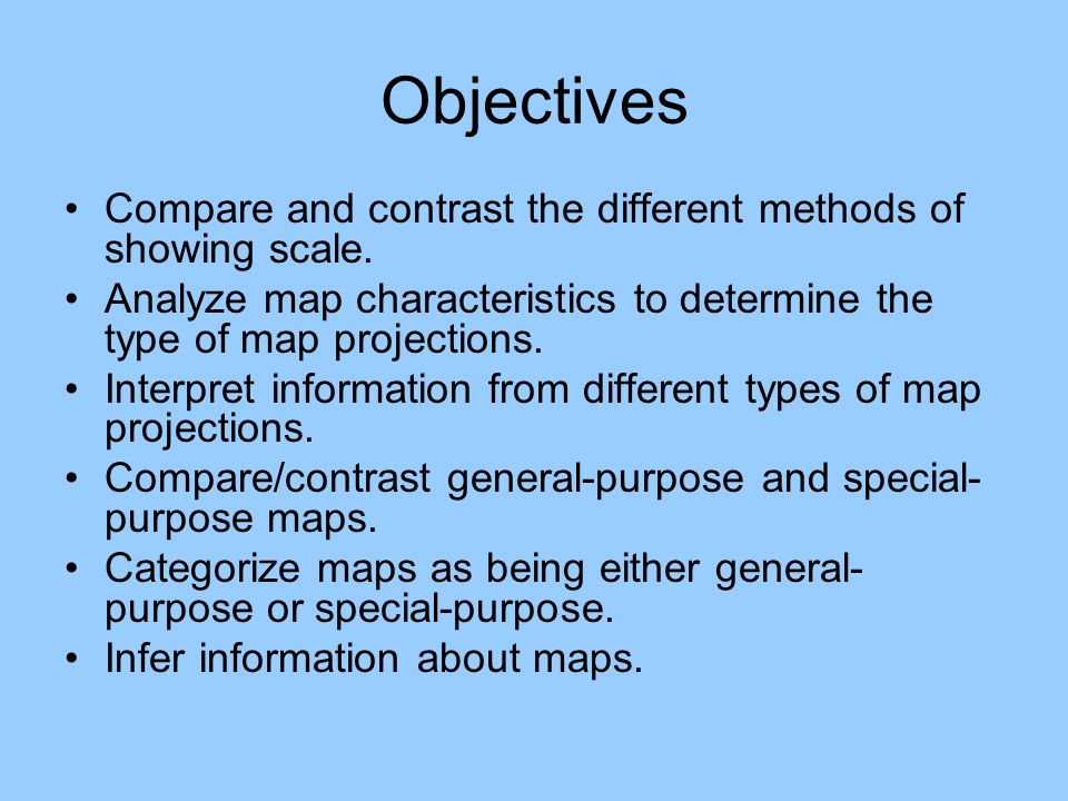 Chapter 2 sections 2 3 pages ppt download Types of contrast