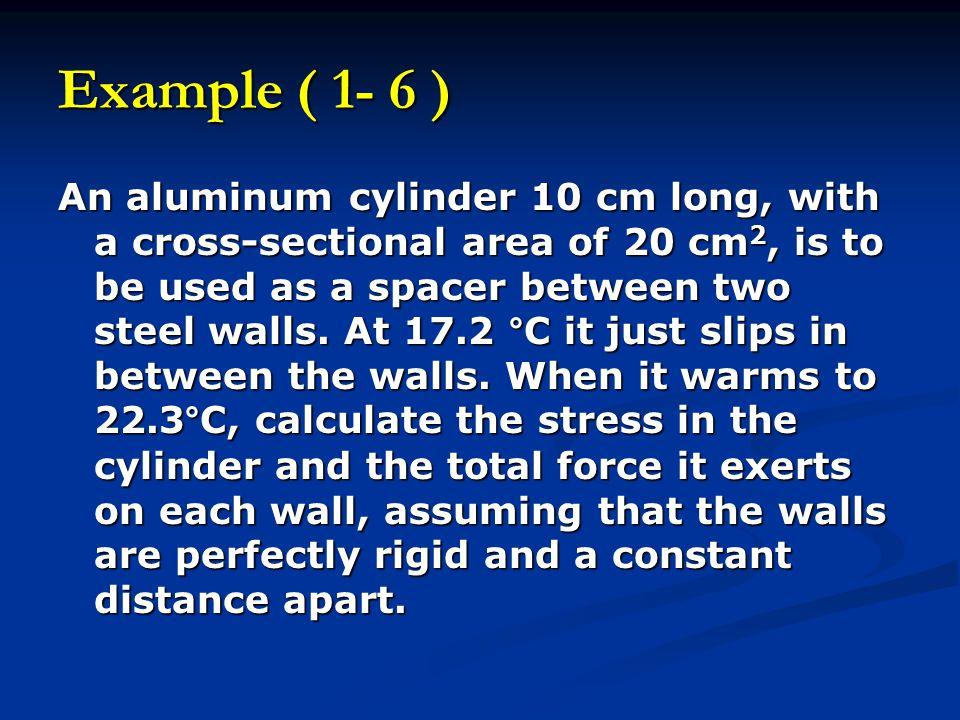 Example ( 1- 6 )