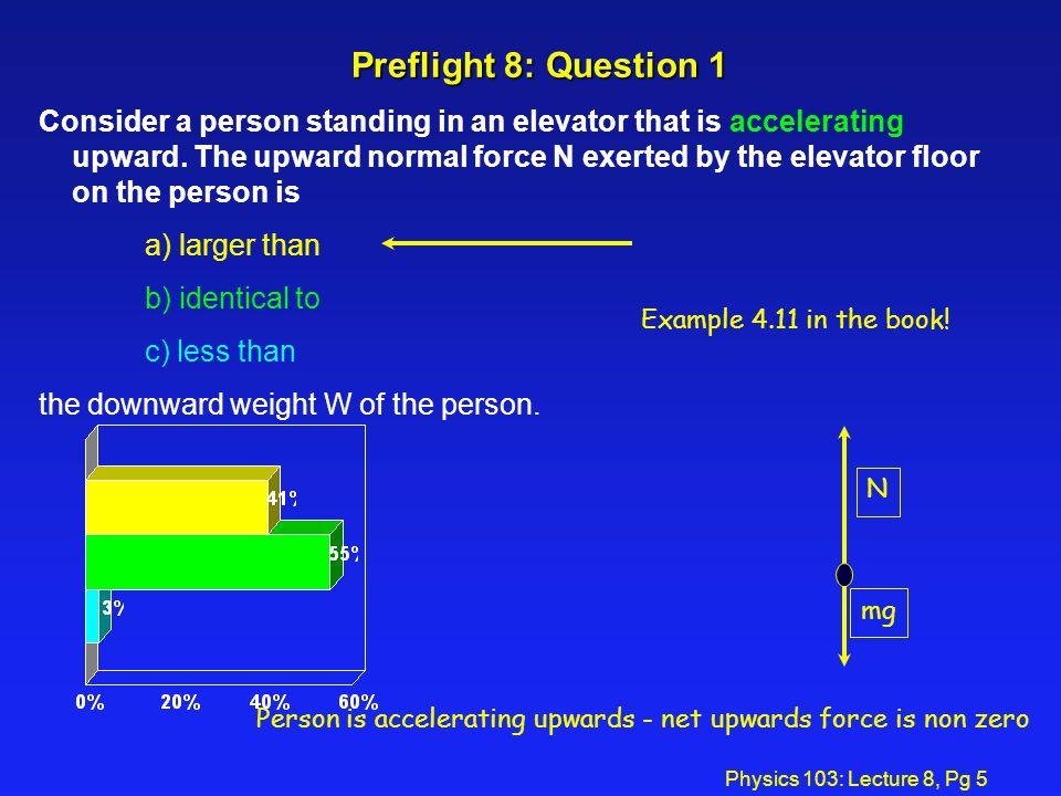 Preflight 8: Question 1