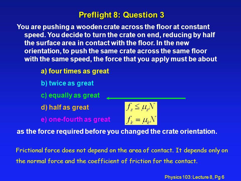 Preflight 8: Question 3