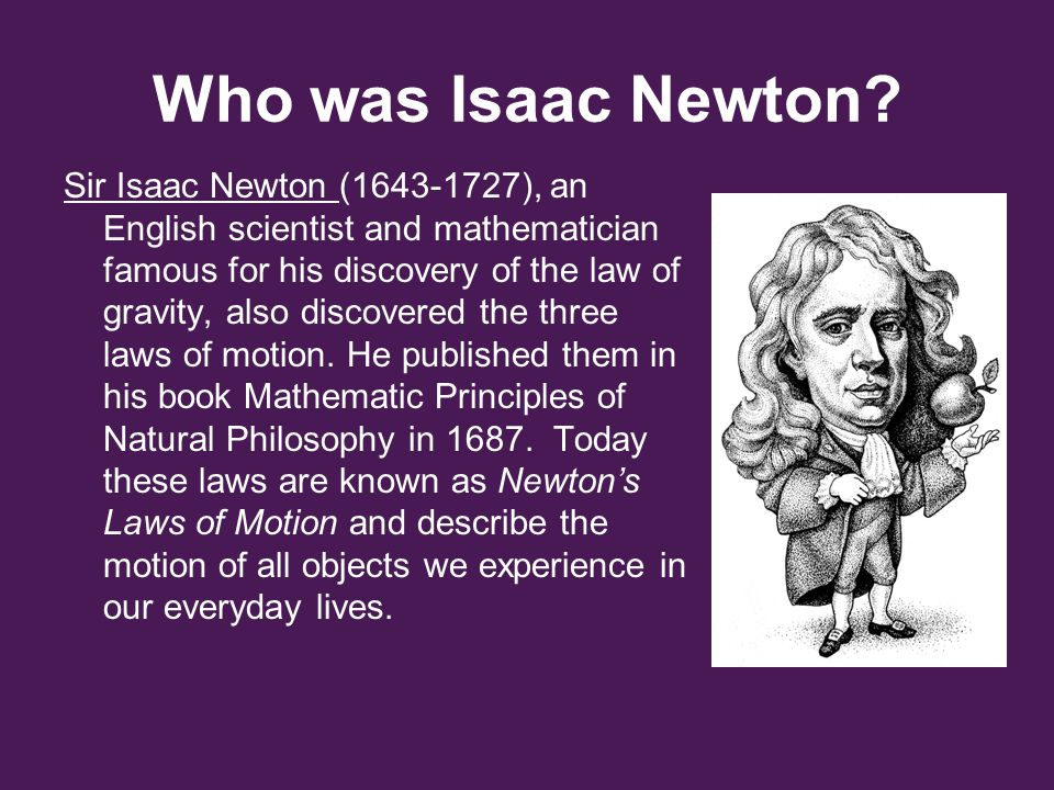 understanding sir isaac newtons third law of action and reaction - sir isaac newton  third law of motion:  every action has an equal and opposite reaction (action-reaction law.