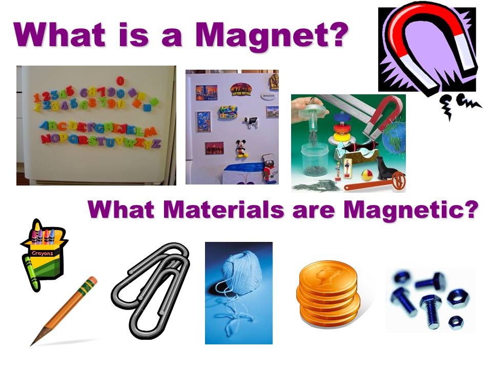 What is a Magnet What Materials are Magnetic