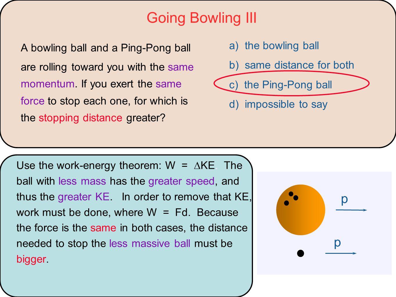 Going Bowling III