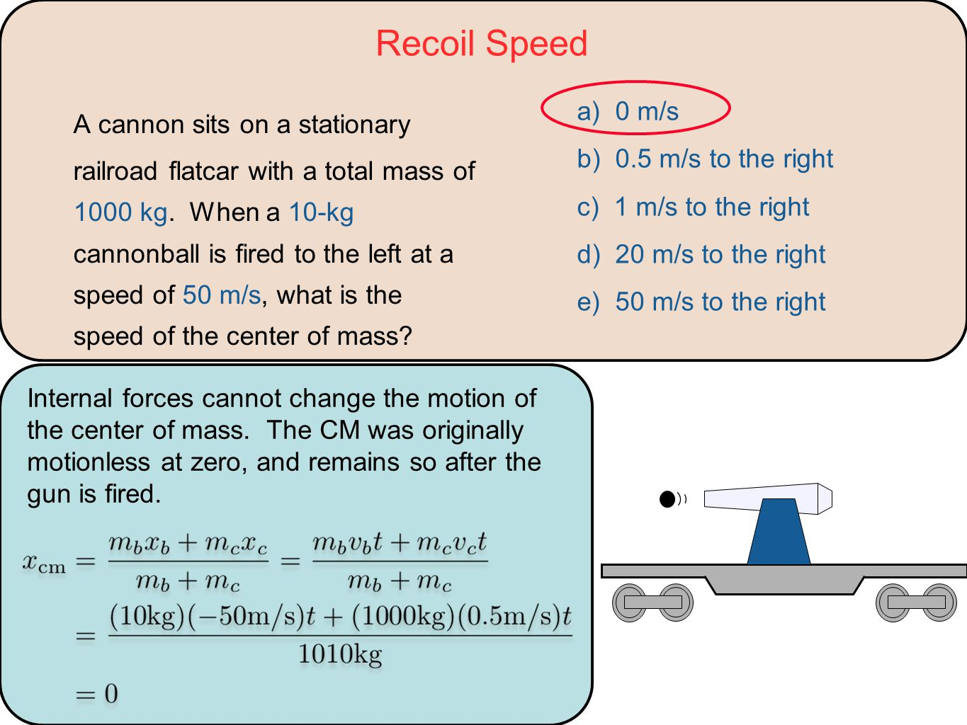 Recoil Speed