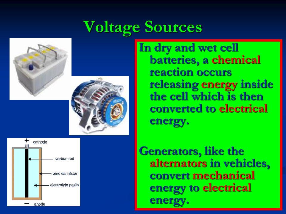 Voltage Sources