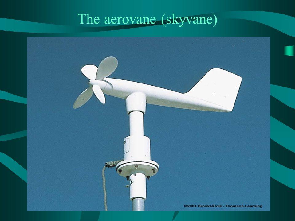 The aerovane (skyvane)