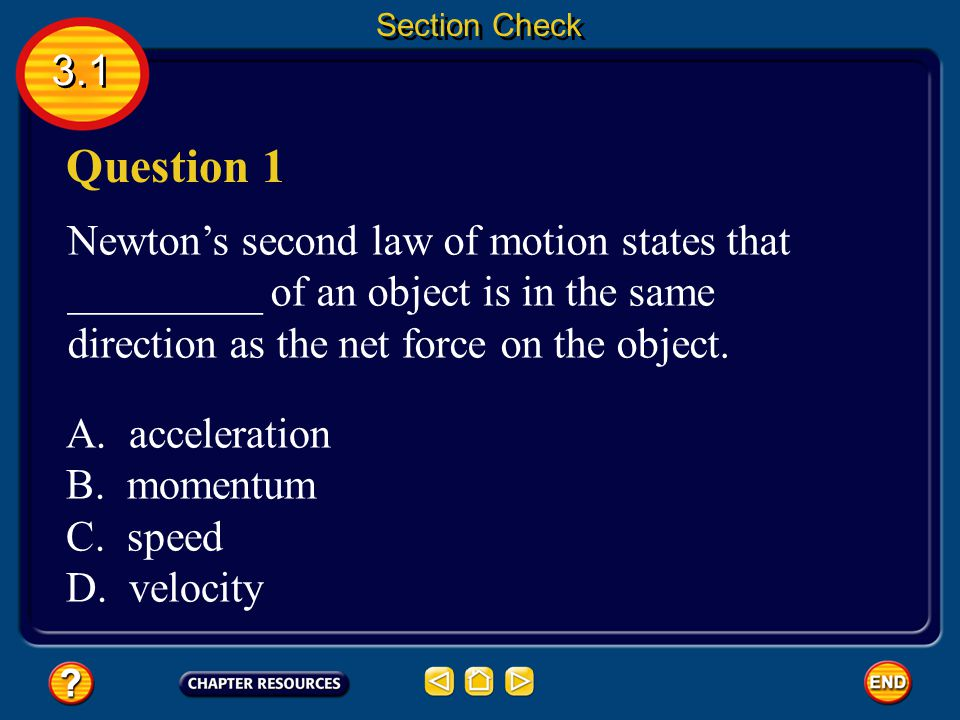Section Check 3.1. Question 1.