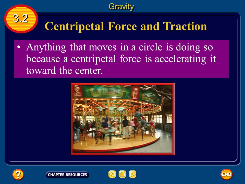 Centripetal Force and Traction