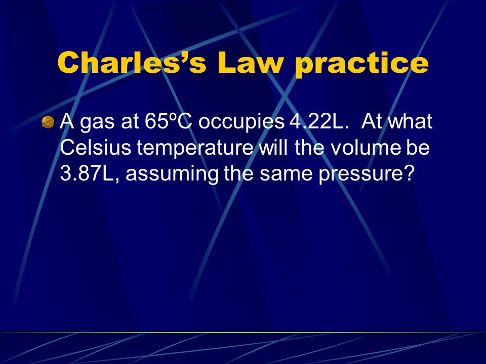 Charles's Law practice