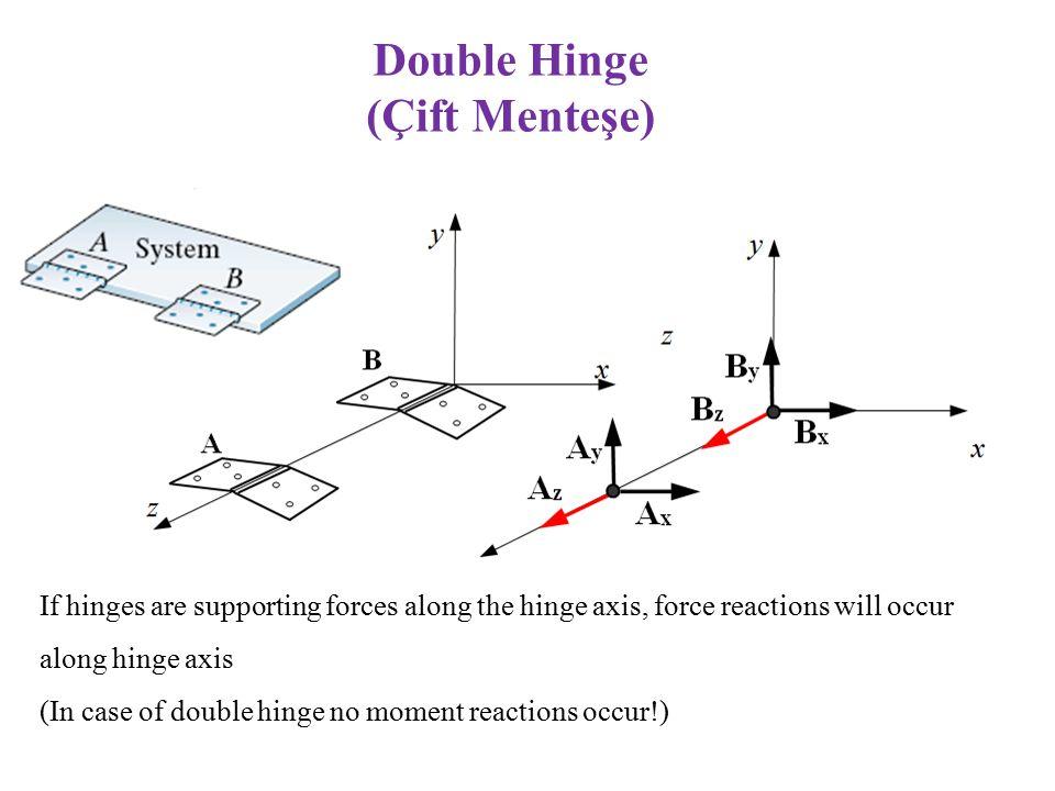 Double Hinge (Çift Menteşe)