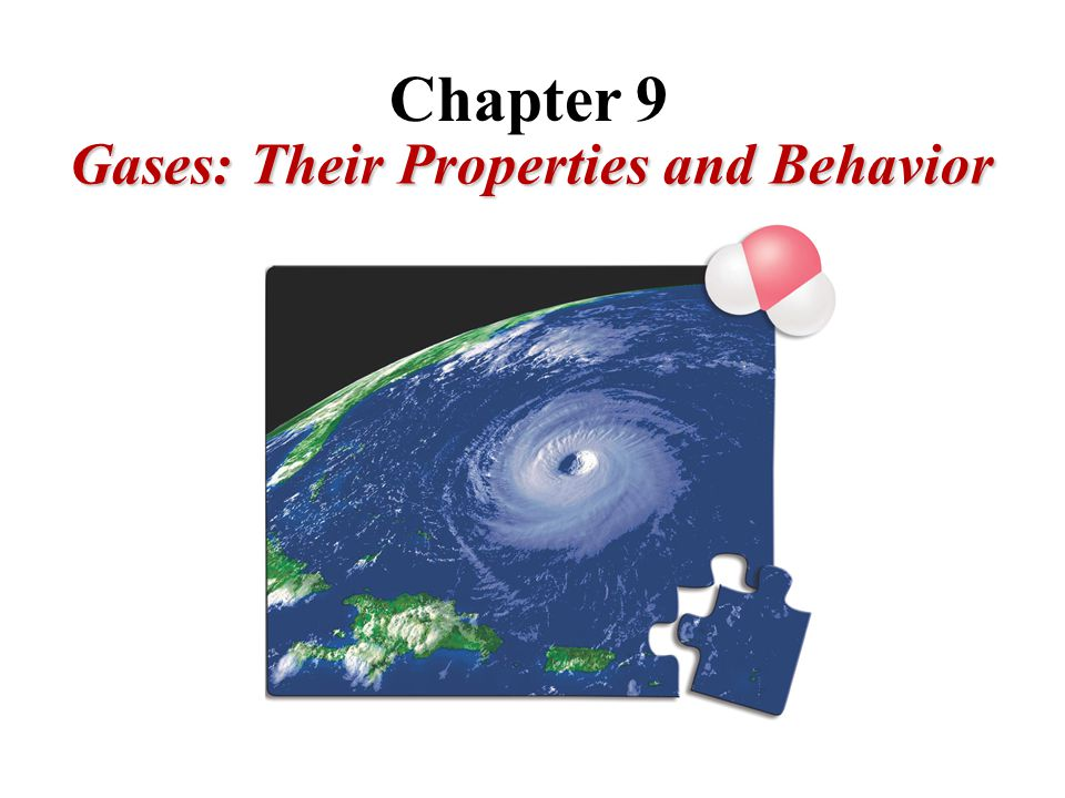 Gases: Their Properties and Behavior