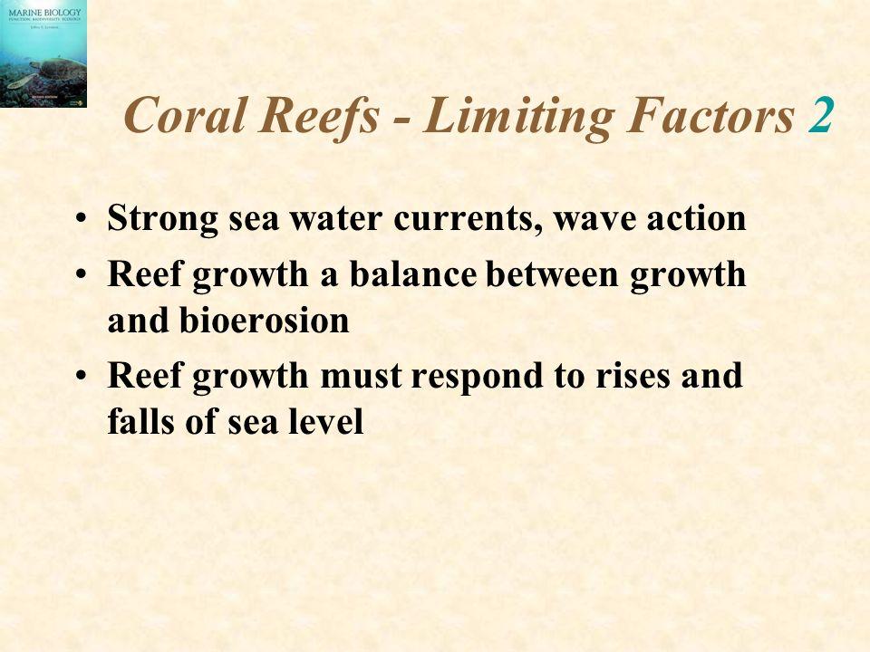 Coral Reefs - Limiting Factors 2