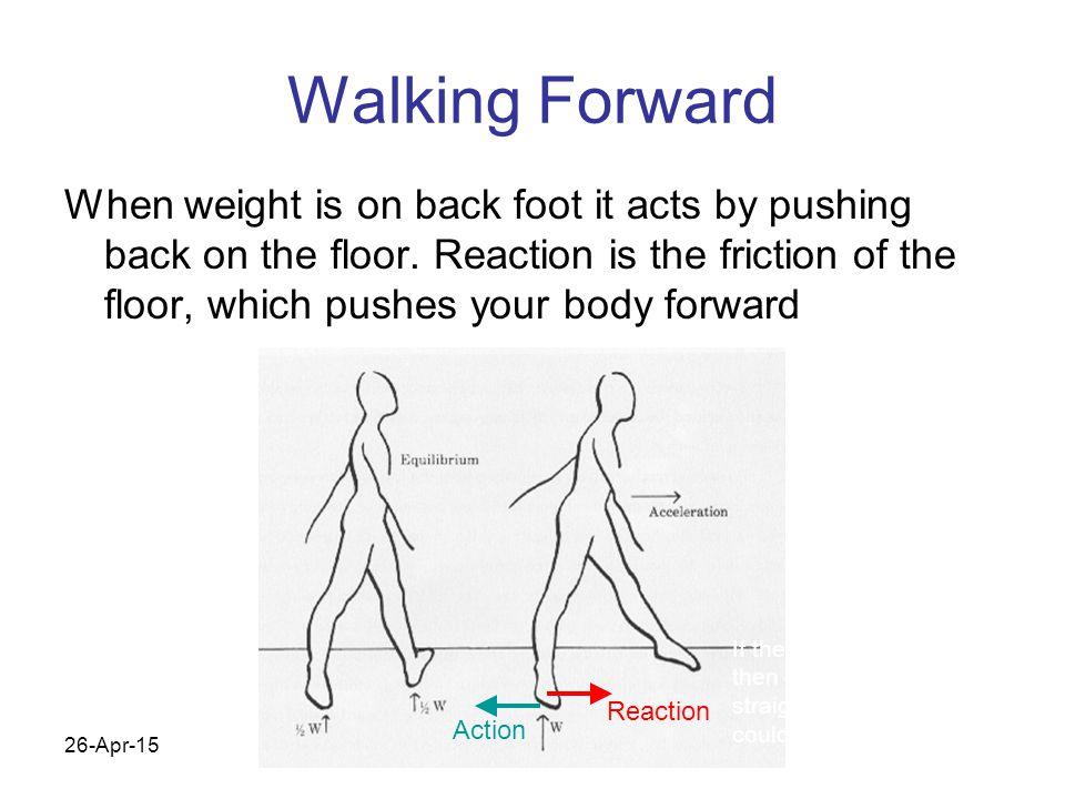 Walking Forward