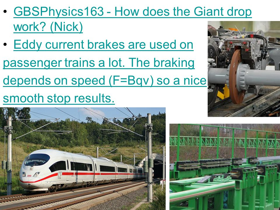 GBSPhysics163 - How does the Giant drop work (Nick)