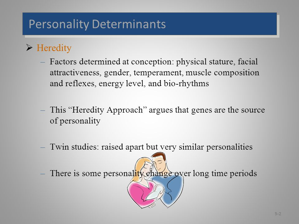 Personality Traits Enduring characteristics that describe an individual's behavior.