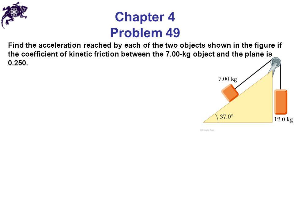 Chapter 4 Problem 49.