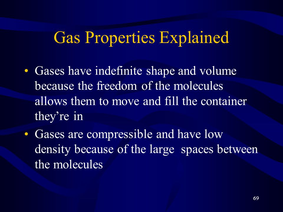 Gas Properties Explained