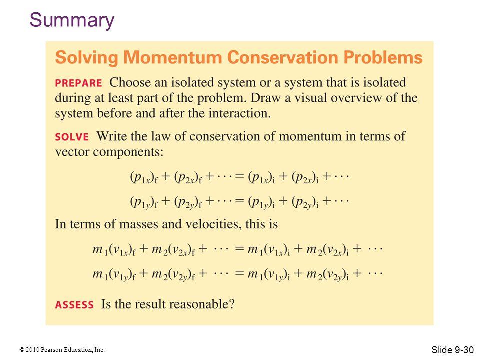 Summary Slide 9-30
