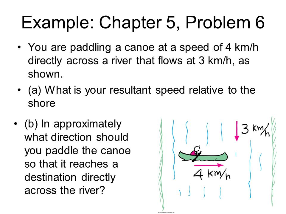 Example: Chapter 5, Problem 6