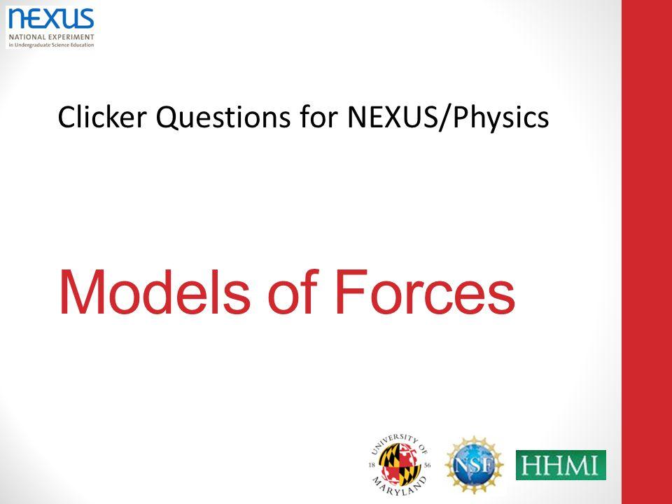 Models of Forces