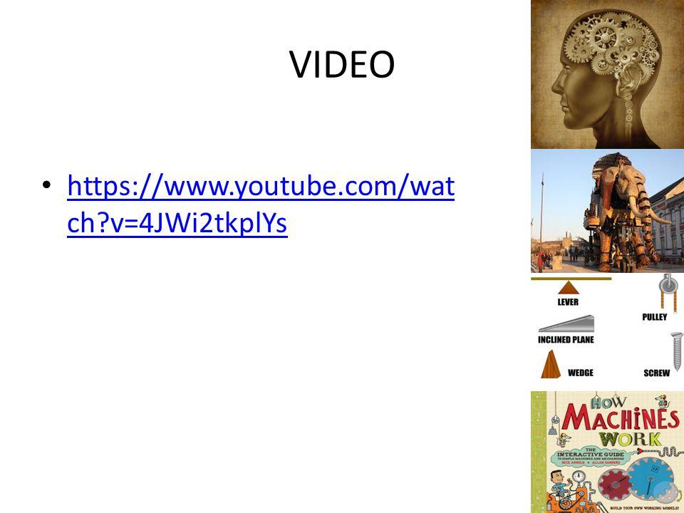 VIDEO https://www.youtube.com/watch v=4JWi2tkplYs