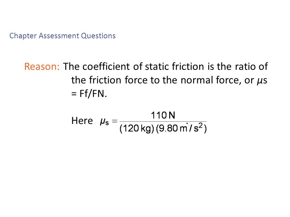Chapter Assessment Questions 4