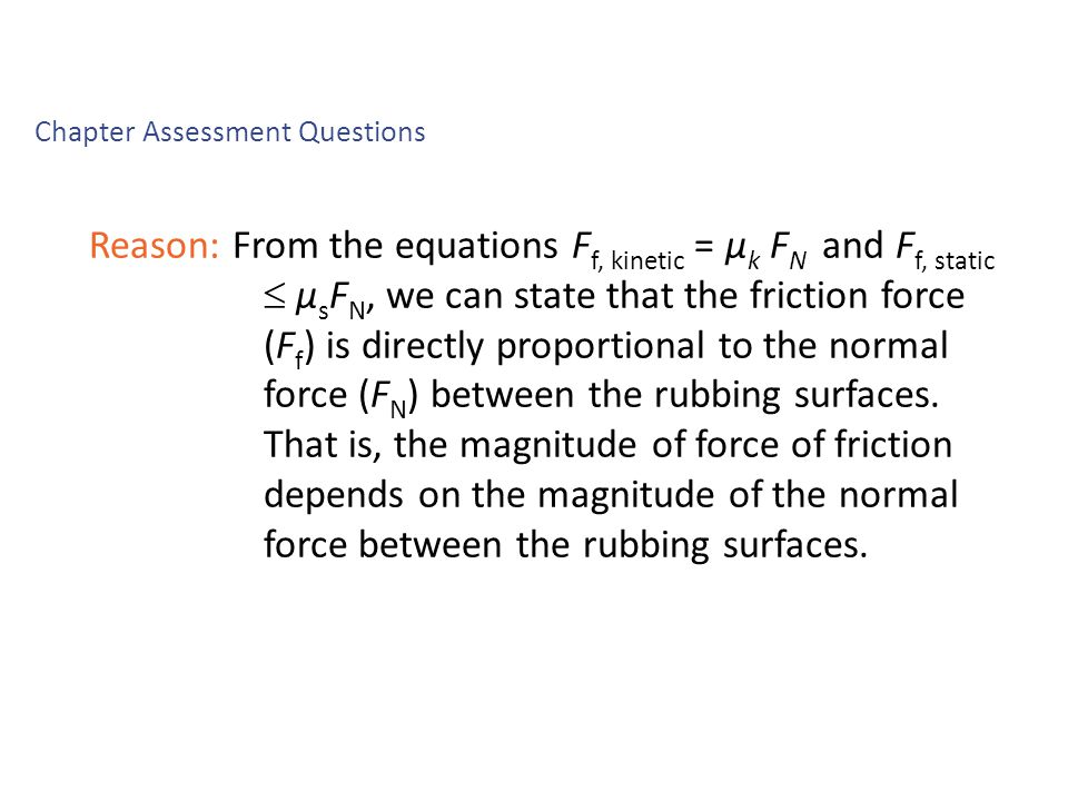 Chapter Assessment Questions 10