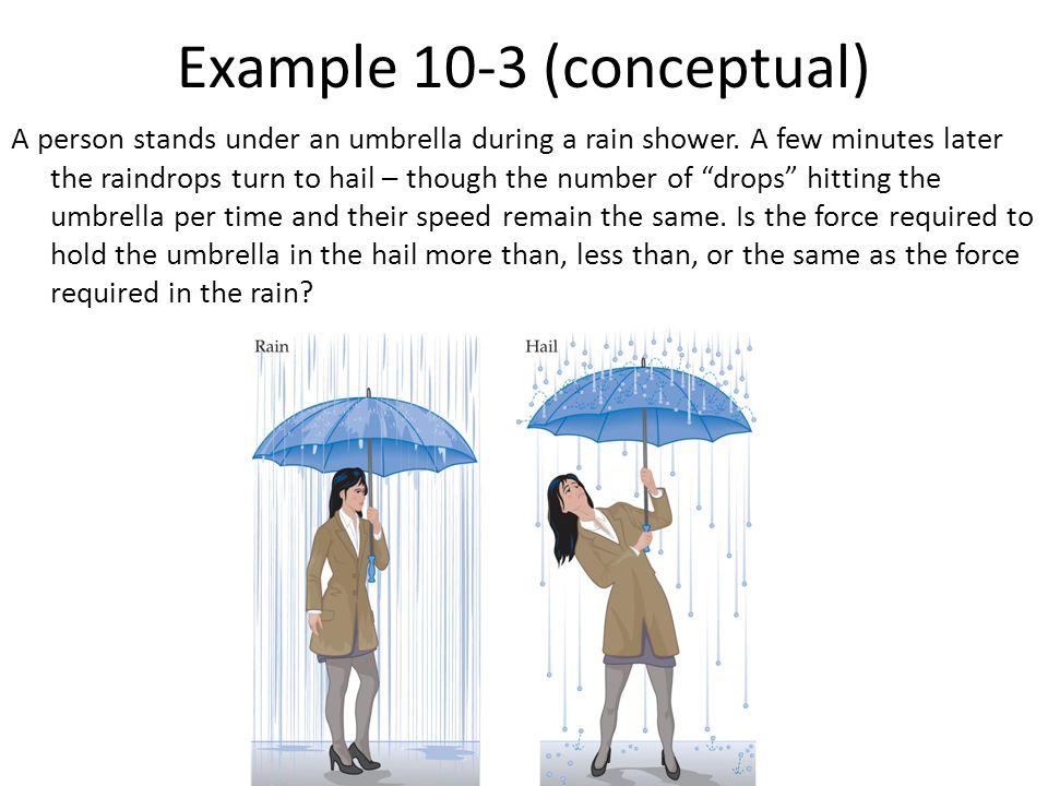 Example 10-3 (conceptual)