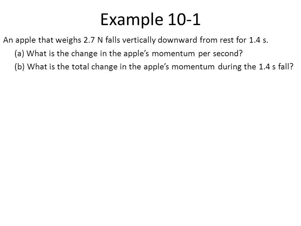 Example 10-1