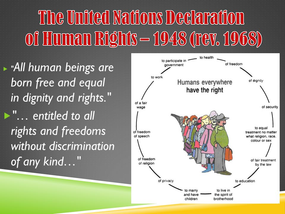 The United Nations Declaration