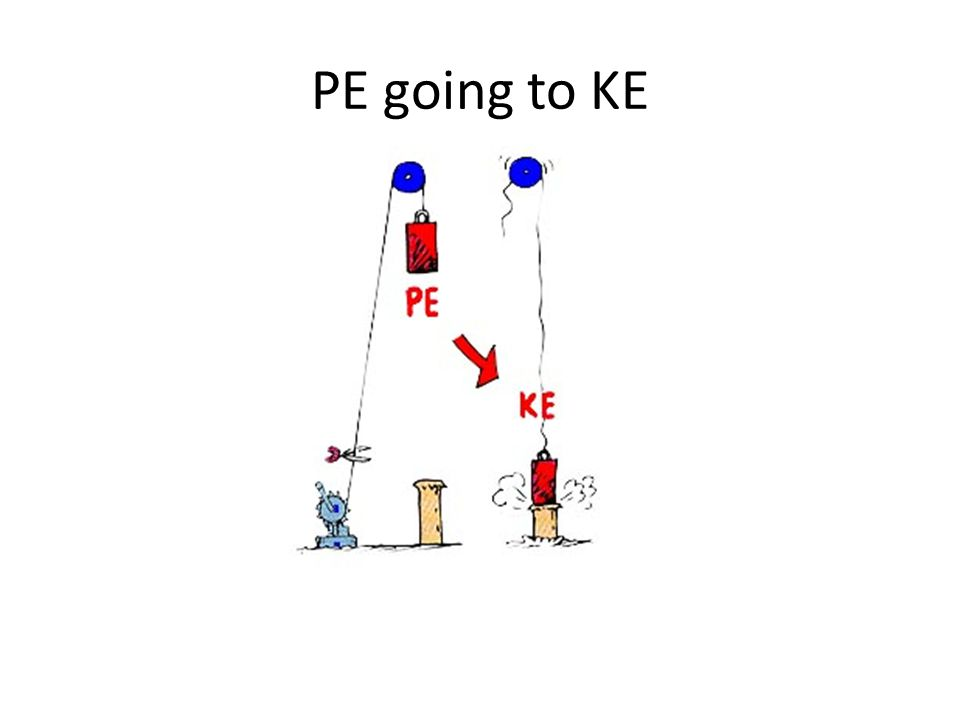 PE going to KE