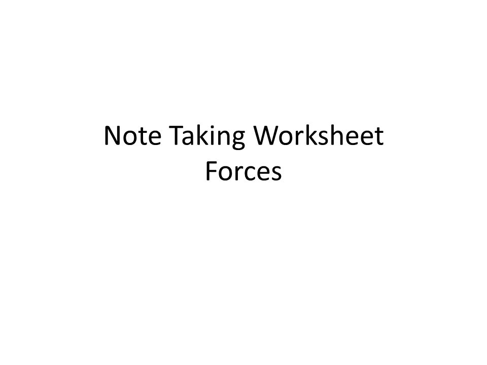 worksheet. Note Taking Worksheet. Grass Fedjp Worksheet Study Site