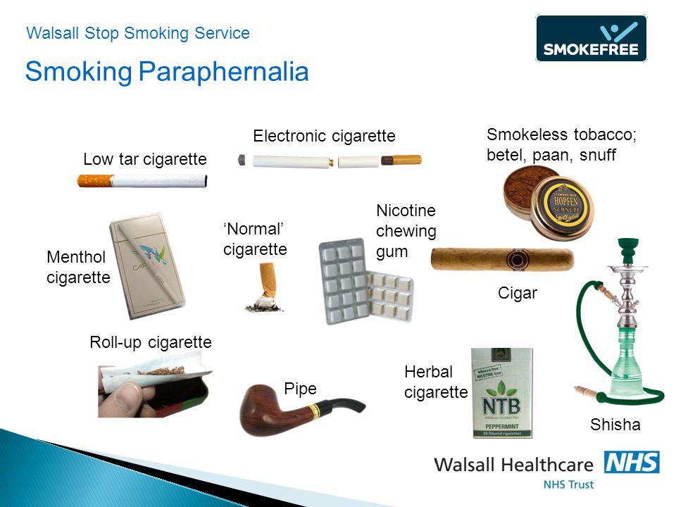 Walsall Stop Smoking Service