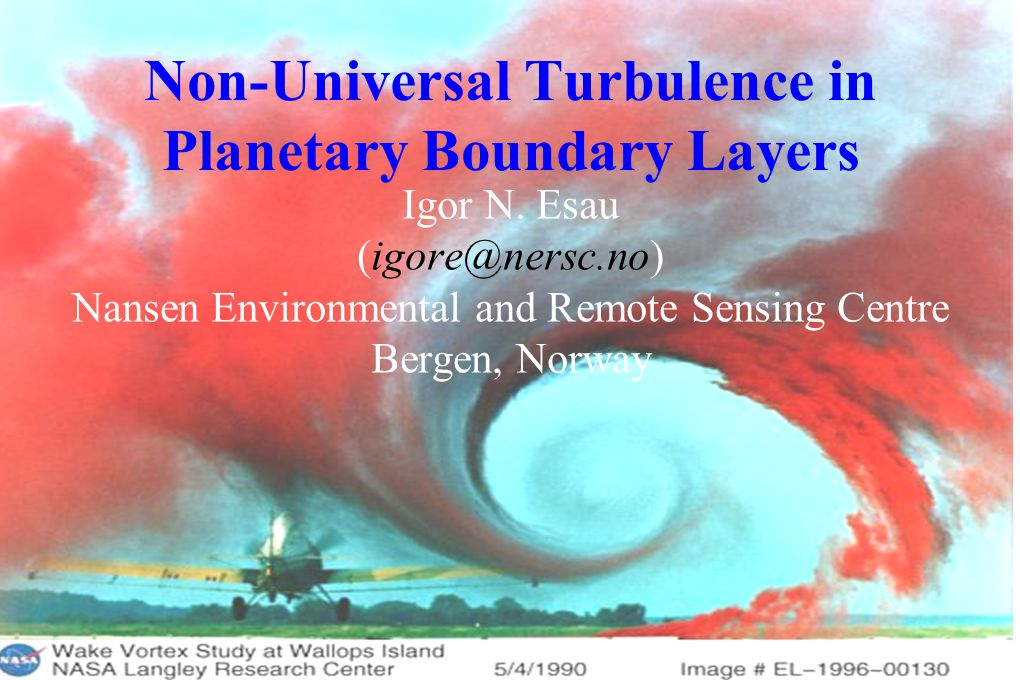 Non-Universal Turbulence in Planetary Boundary Layers