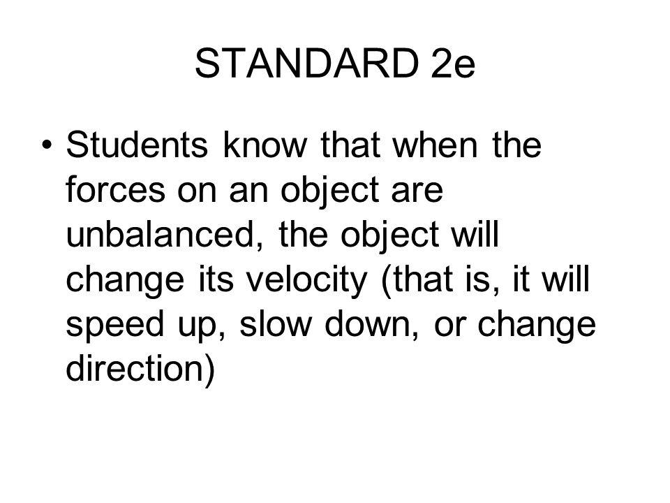 STANDARD 2e