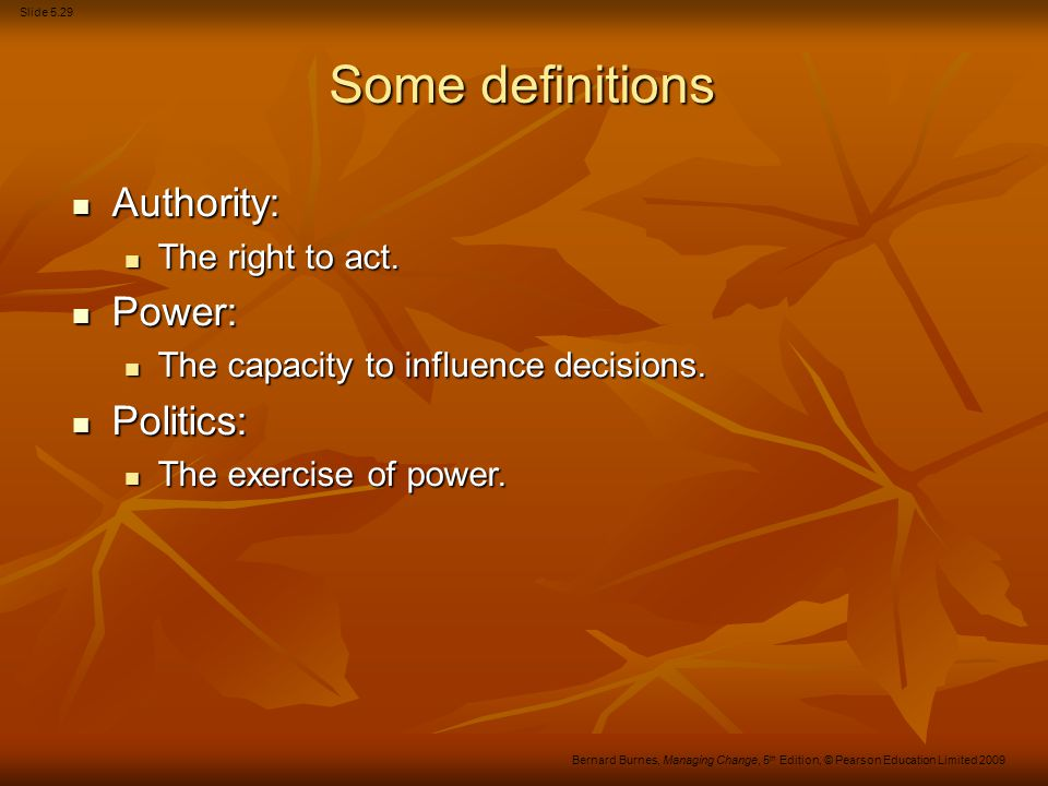 authority power politics Authority definition, the power to determine, adjudicate, or otherwise settle issues or disputes jurisdiction the right to control, command, or determine see more.
