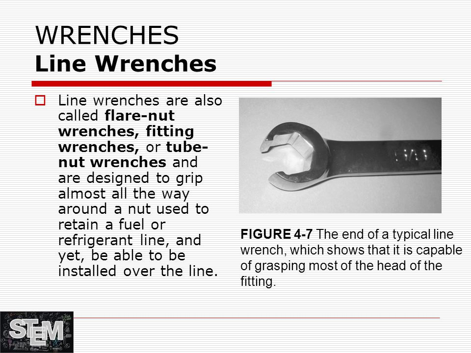 WRENCHES Line Wrenches